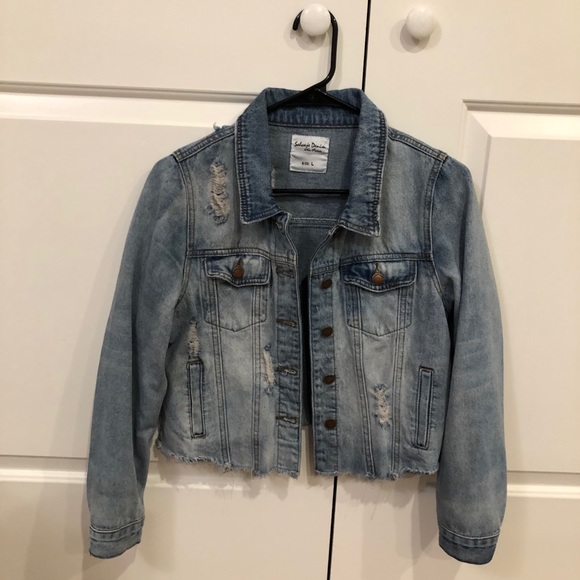 Salvaje Denim Jacket | M/L